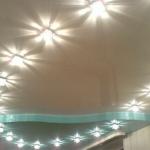 Новости. Точечные светильники для натяжных потолков фото 3