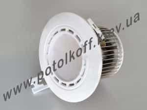 photo Светодиодный точечный светильник DL-6 DW