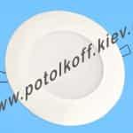 фото Светодиодный точечный светильник R4-DL6-WHT-Series