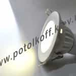 фото Светодиодный точечный светильник M-3-3