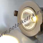 фото Светодиодный точечный светильник RX-12-3