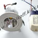 фото Светодиодный точечный светильник RX-12-4