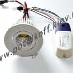 фото Светодиодный точечный светильник RX-5-4