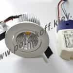 фото Светодиодный точечный светильник RX-7-6